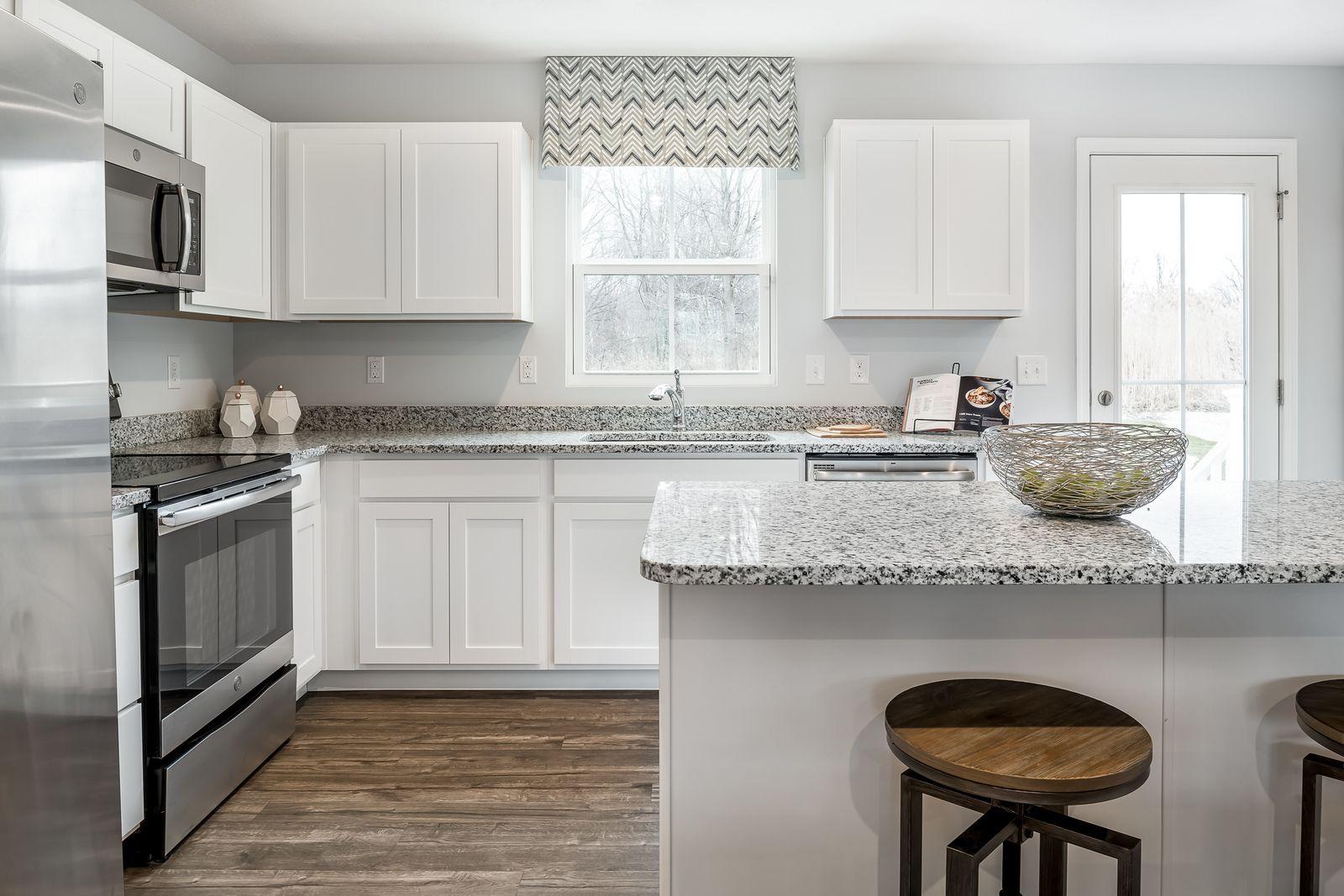 Kitchen featured in the Birch By Ryan Homes in Washington, VA