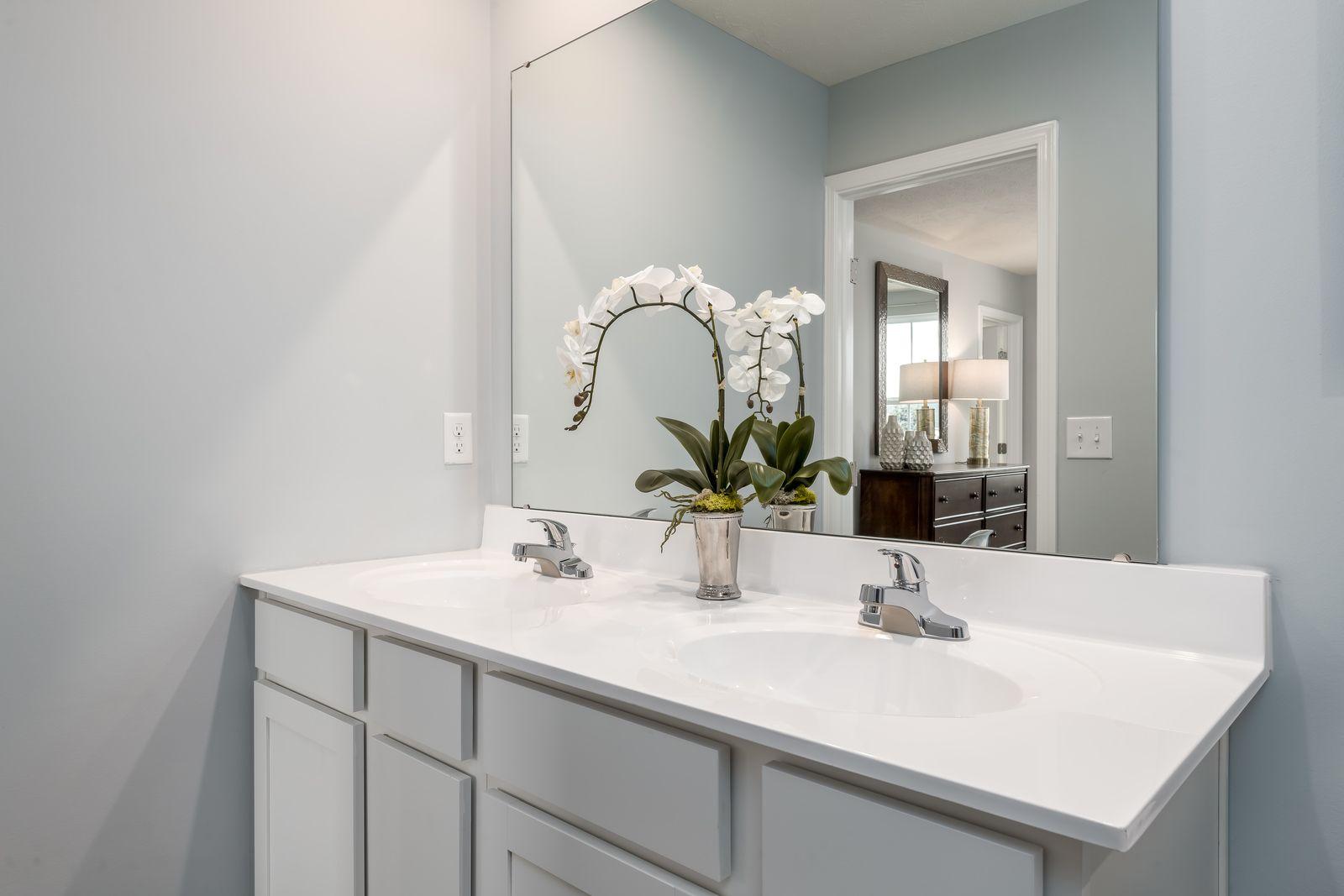 Bathroom featured in the Birch By Ryan Homes in Washington, VA