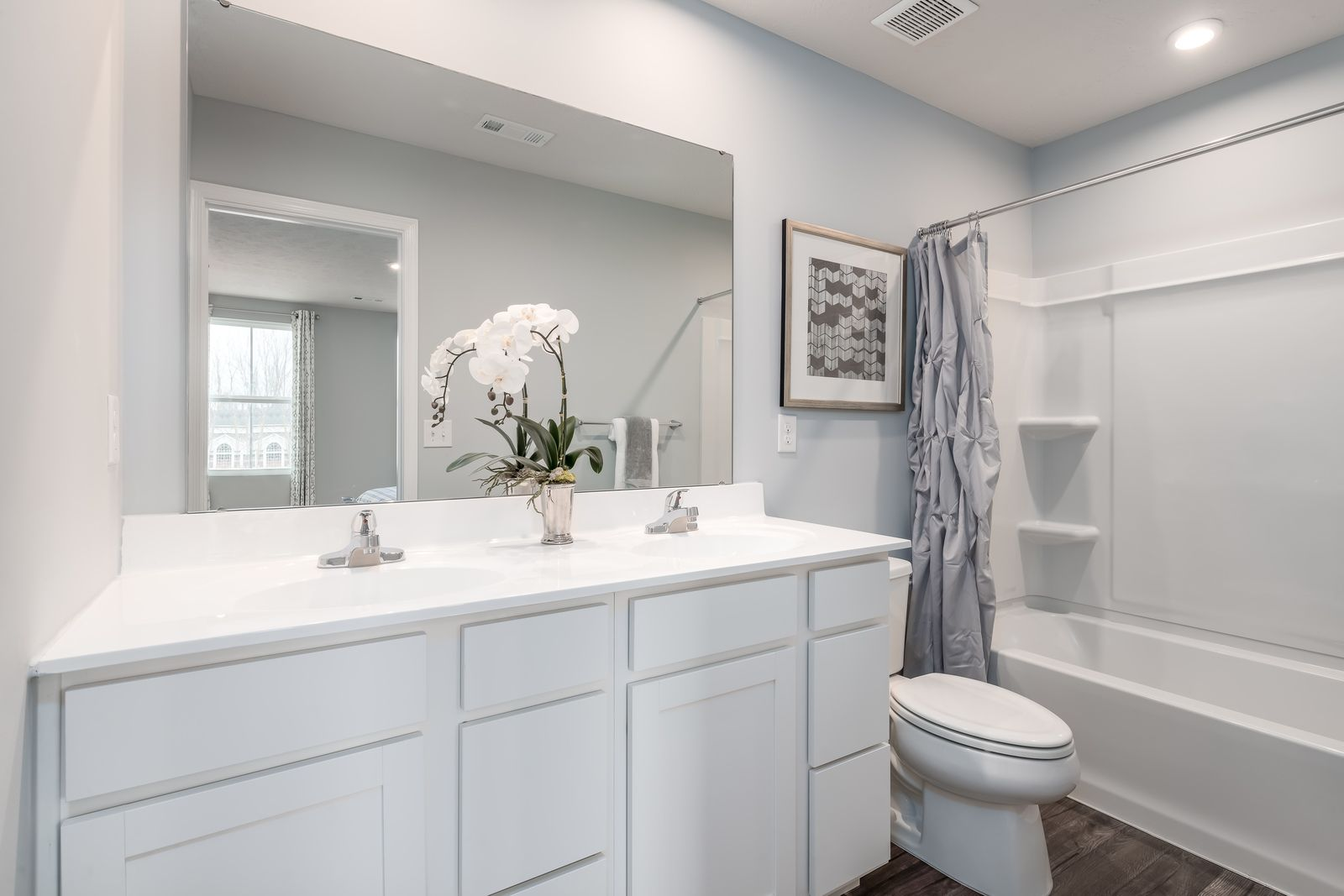 Bathroom featured in the Birch By Ryan Homes in Cleveland, OH