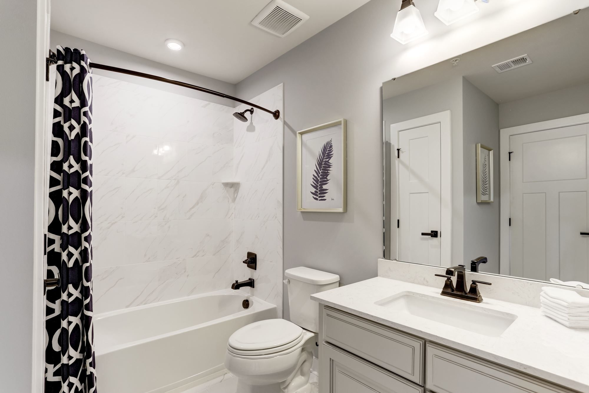Bathroom featured in the Palladio By Ryan Homes in Warren County, NJ