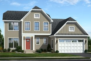 Esquire Place - Atlantic Lakes: Selbyville, Delaware - Ryan Homes