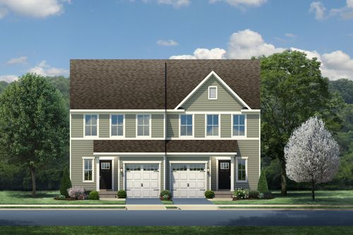 Big Tree Townhomes by Ryan Homes in Buffalo-Niagara Falls New York