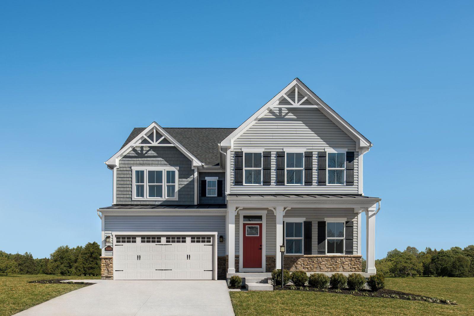 Exterior featured in the Seneca By Ryan Homes in Cincinnati, OH