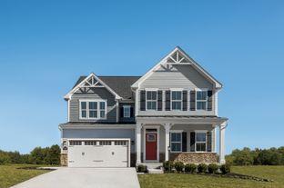 Seneca (Included Finished Basement) - Windsor Estates: Liberty Township, Ohio - Ryan Homes