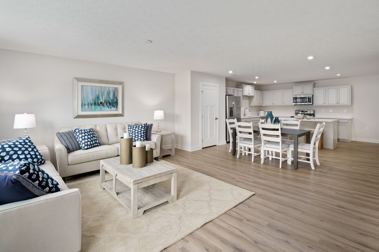 Living Area featured in the Turks & Caicos By Ryan Homes in Harrisonburg, VA