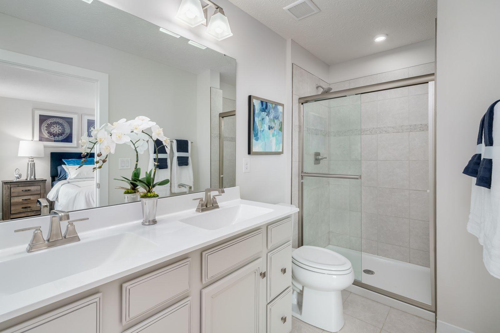 Bathroom featured in the Turks & Caicos By Ryan Homes in Harrisonburg, VA