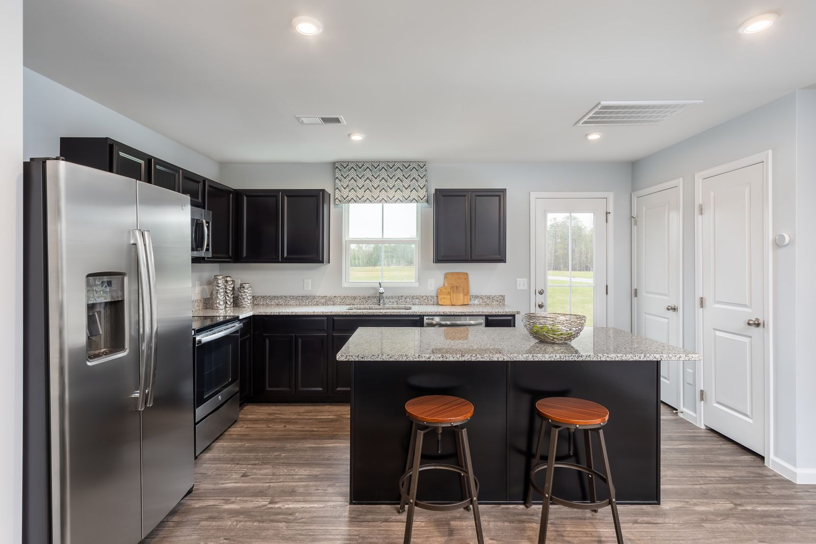 Kitchen featured in the Birch By Ryan Homes in Raleigh-Durham-Chapel Hill, NC