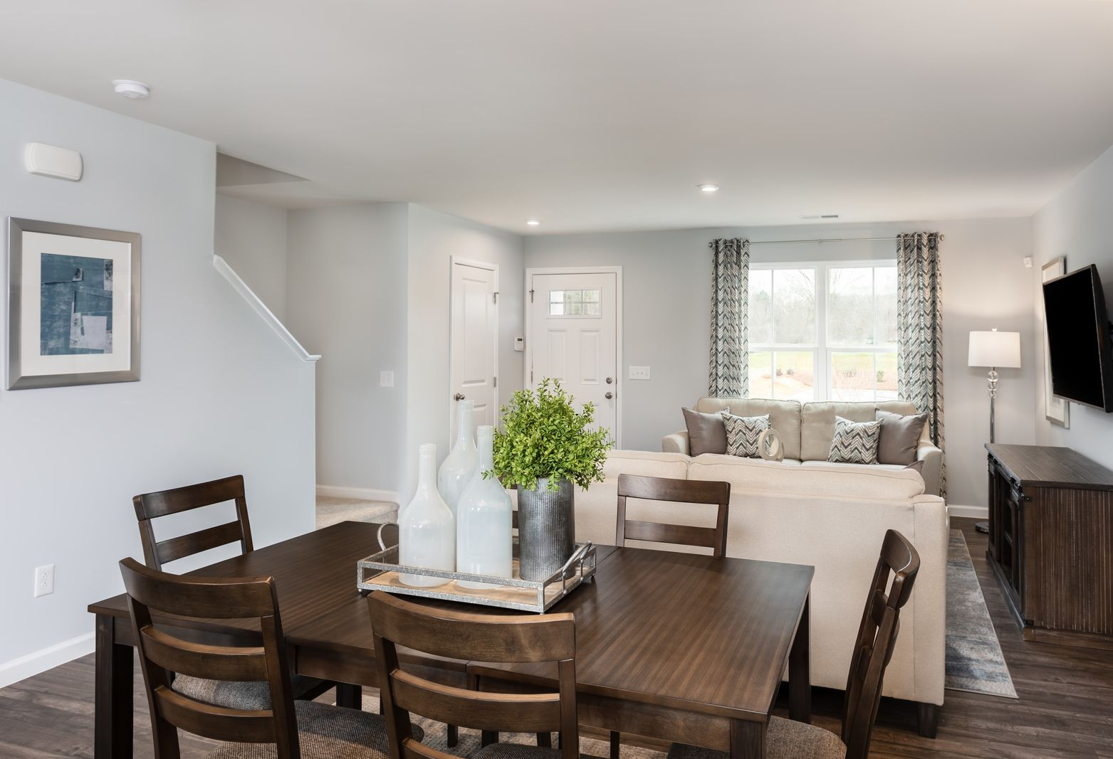 Living Area featured in the Birch By Ryan Homes in Raleigh-Durham-Chapel Hill, NC