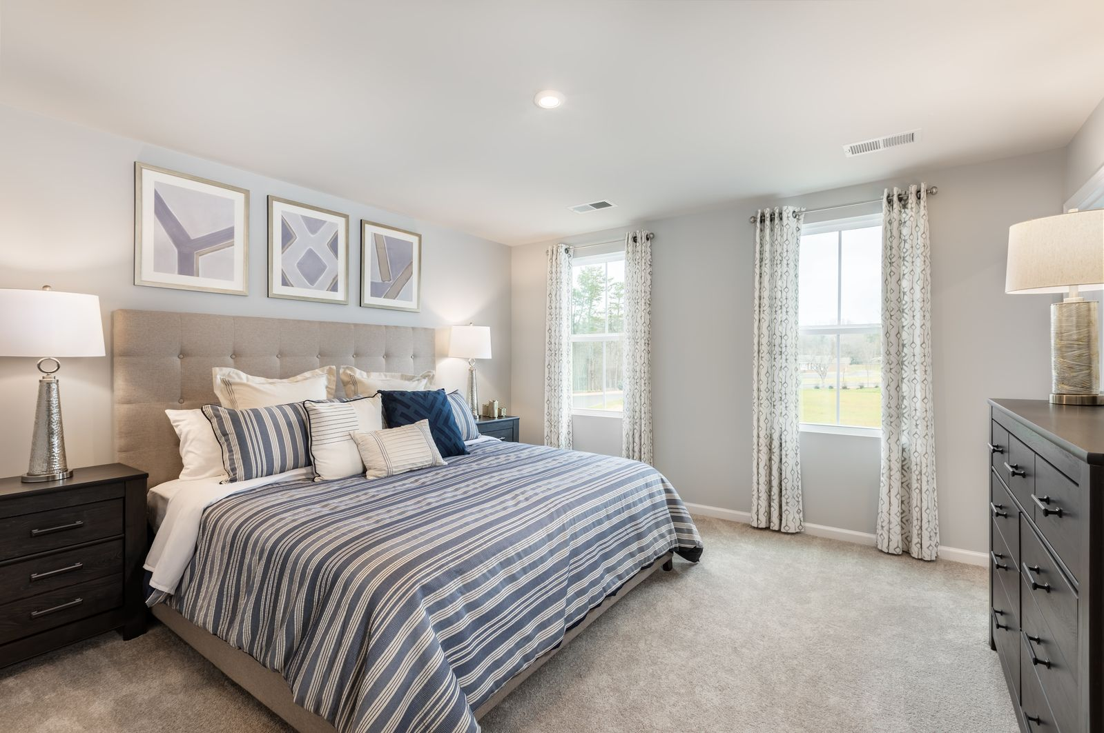 Bedroom featured in the Birch By Ryan Homes in Raleigh-Durham-Chapel Hill, NC