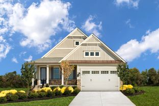Bennington - 55+ Active Adult The Woodlands Single-Family Homes: Urbana, District Of Columbia - NVHomes