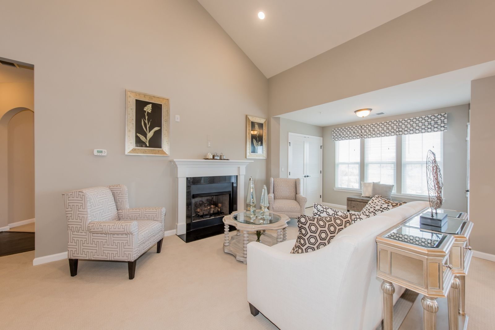 Living Area featured in the Chambord By Ryan Homes in Washington, MD