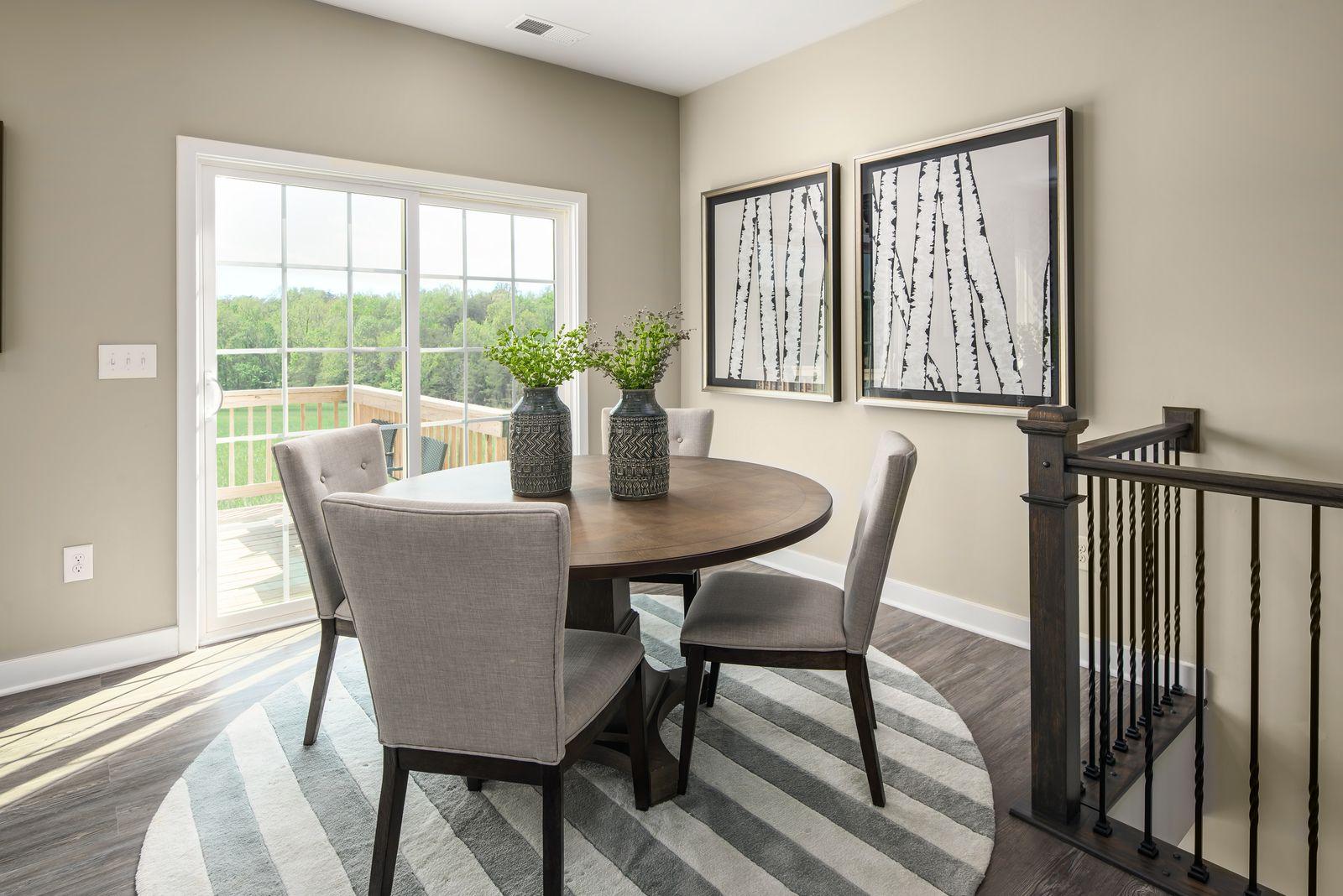 Kitchen featured in the Mendelssohn By Ryan Homes in Washington, VA