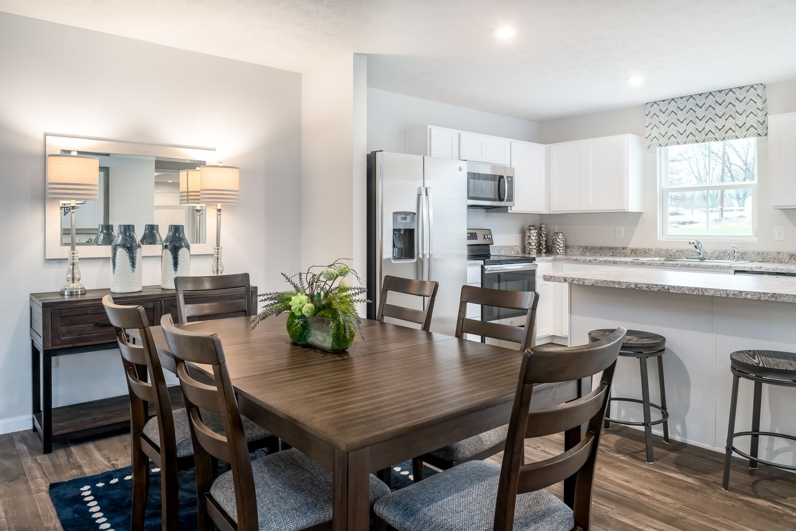 Kitchen featured in the Birch By Ryan Homes in Indianapolis, IN
