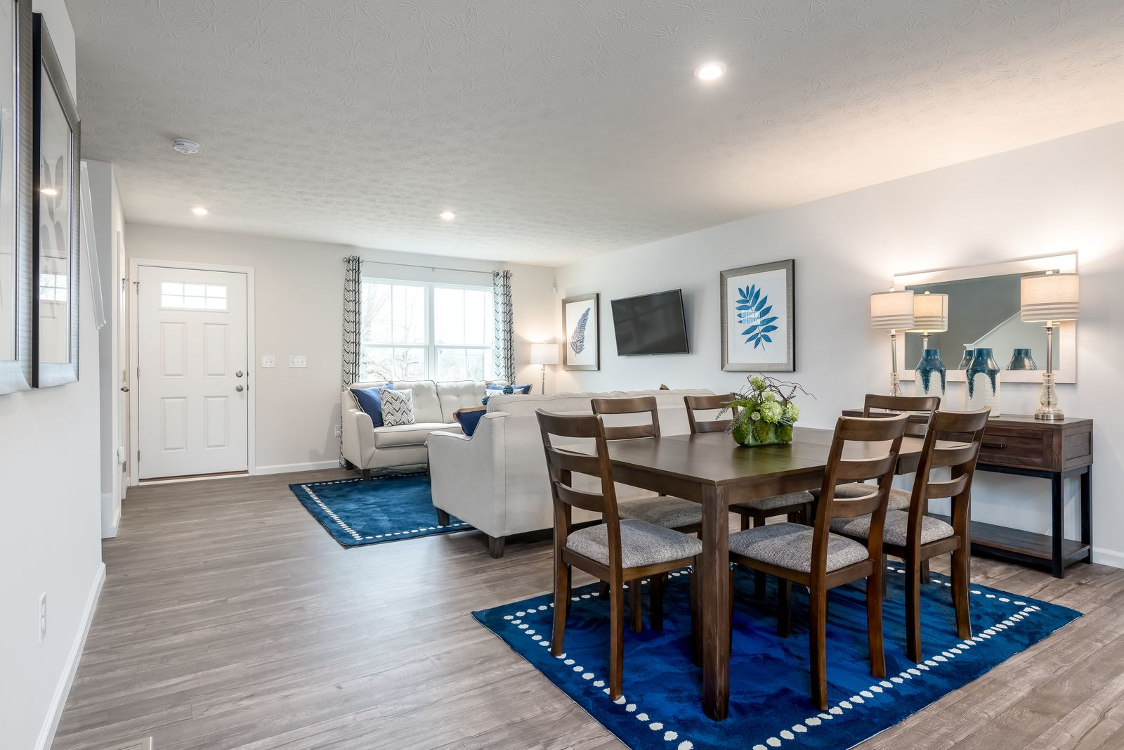 Living Area featured in the Birch By Ryan Homes in Columbus, OH
