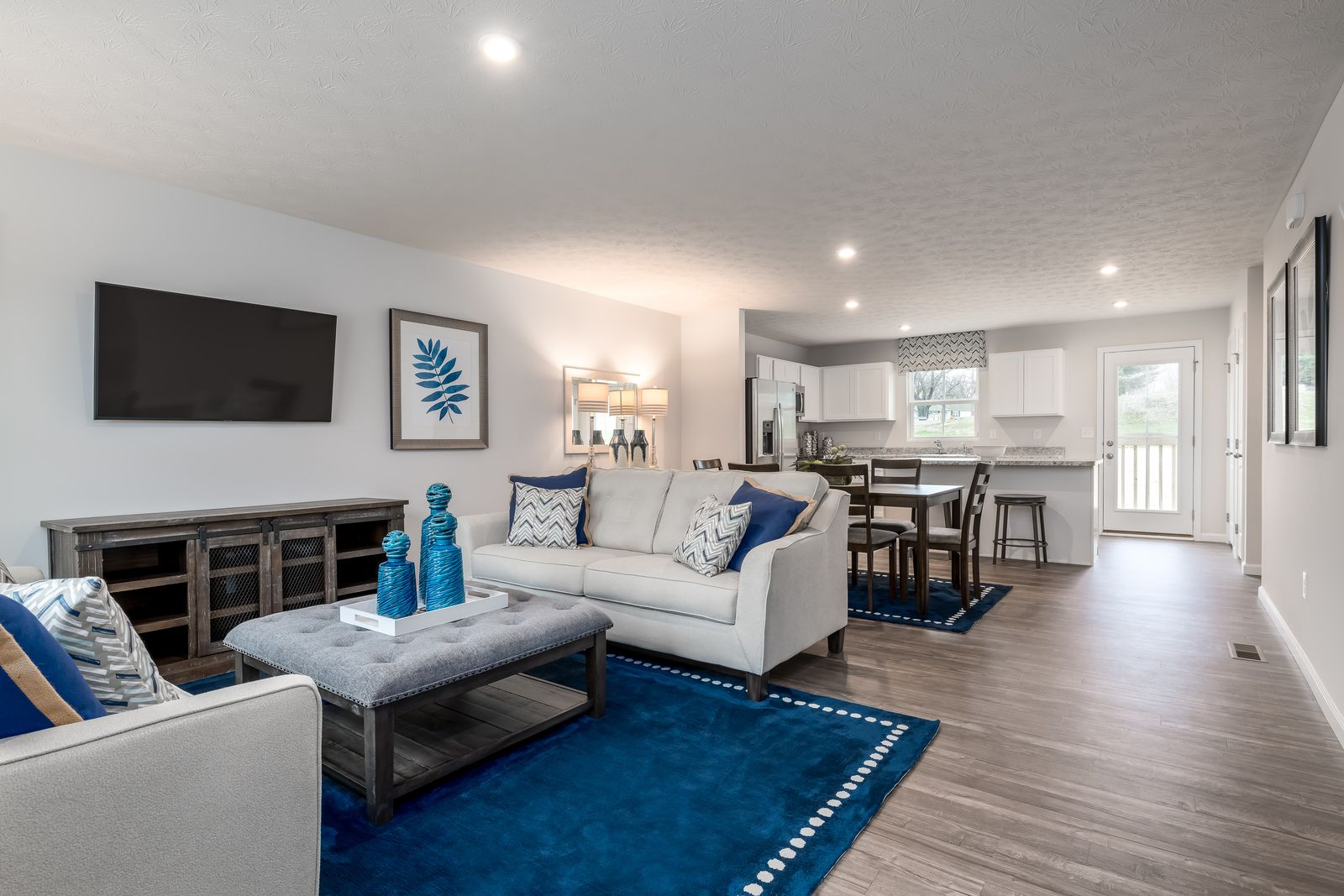 Living Area featured in the Birch By Ryan Homes in Greenville-Spartanburg, SC