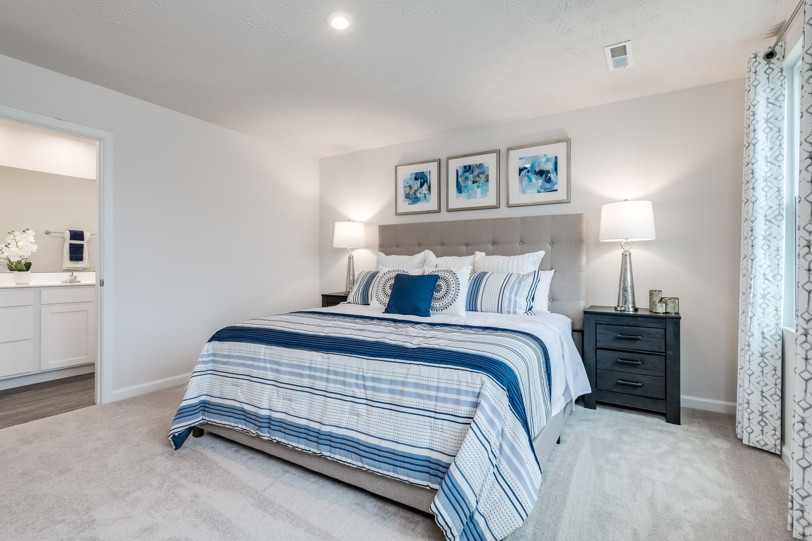 Bedroom featured in the Birch By Ryan Homes in Wilmington-Newark, MD