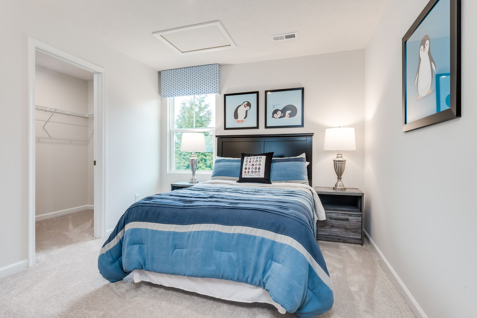 Bedroom featured in the Birch By Ryan Homes in Indianapolis, IN