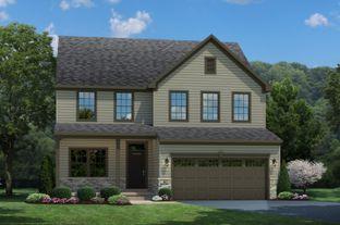Columbia - Fredericksburg Park Single-Family Homes: Fredericksburg, District Of Columbia - Ryan Homes
