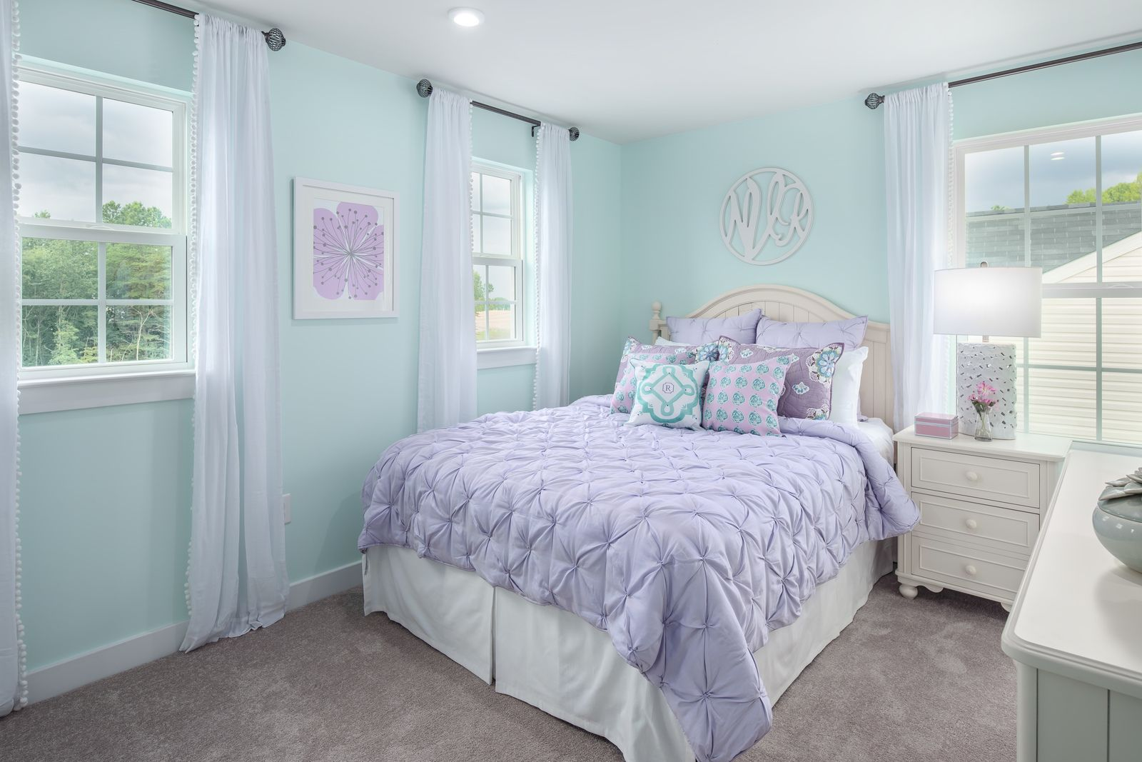 Bedroom featured in the Ballenger By Ryan Homes in Pittsburgh, PA