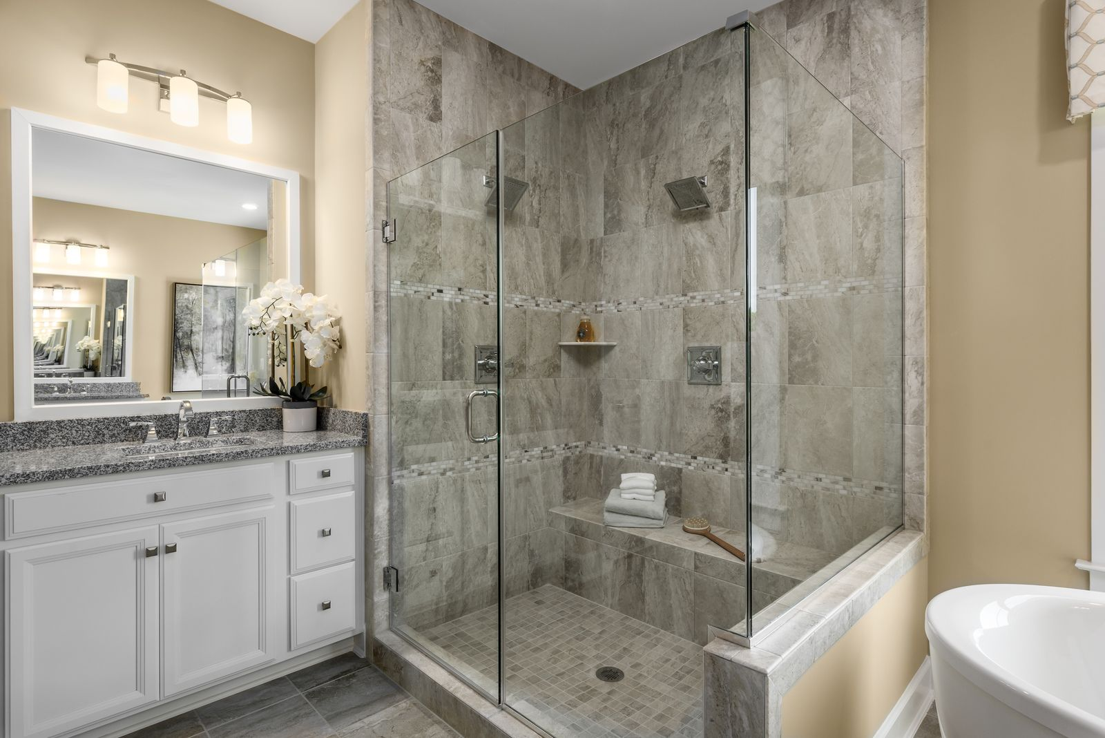 Bathroom featured in the Liberty By NVHomes in Philadelphia, PA