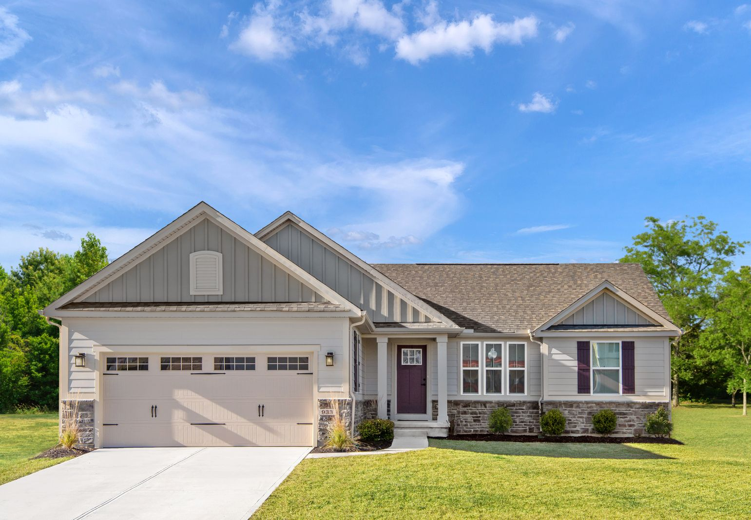 Aviano Plan At Willow Brook Farm In Loveland Oh By Ryan Homes