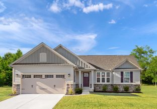 Aviano Ranch Finished Basement Included - Willow Brook Farm: Loveland, Ohio - Ryan Homes