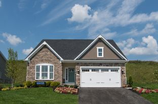 Andover w/ Finished Lower Level - The Villas at Westhaven: Harrison, Ohio - Ryan Homes