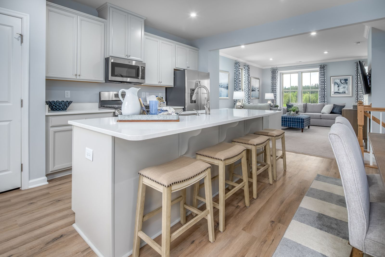Kitchen featured in the Mozart By Ryan Homes in Charlotte, NC