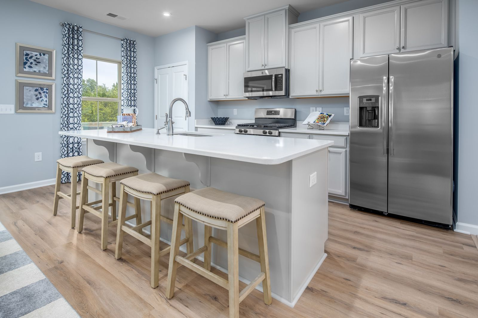 Kitchen featured in the Mozart 2-Car Garage By Ryan Homes in Baltimore, MD