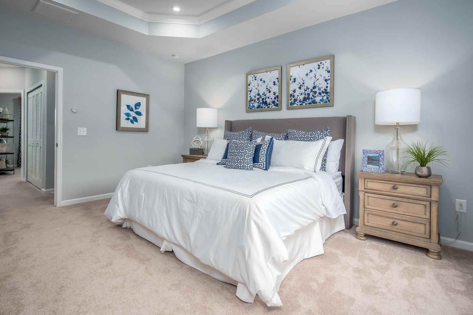 Bedroom featured in the Mozart By Ryan Homes in Richmond-Petersburg, VA