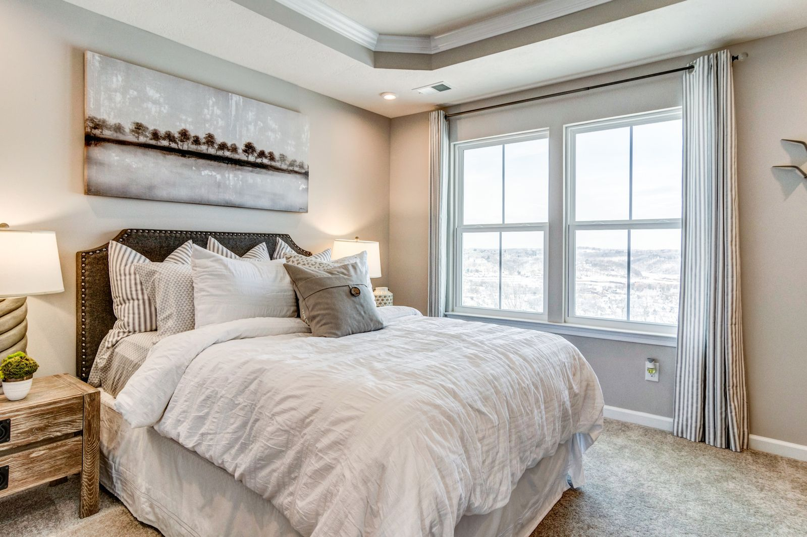 Bedroom featured in the Beethoven Front 1-Car Garage By Ryan Homes in Baltimore, MD