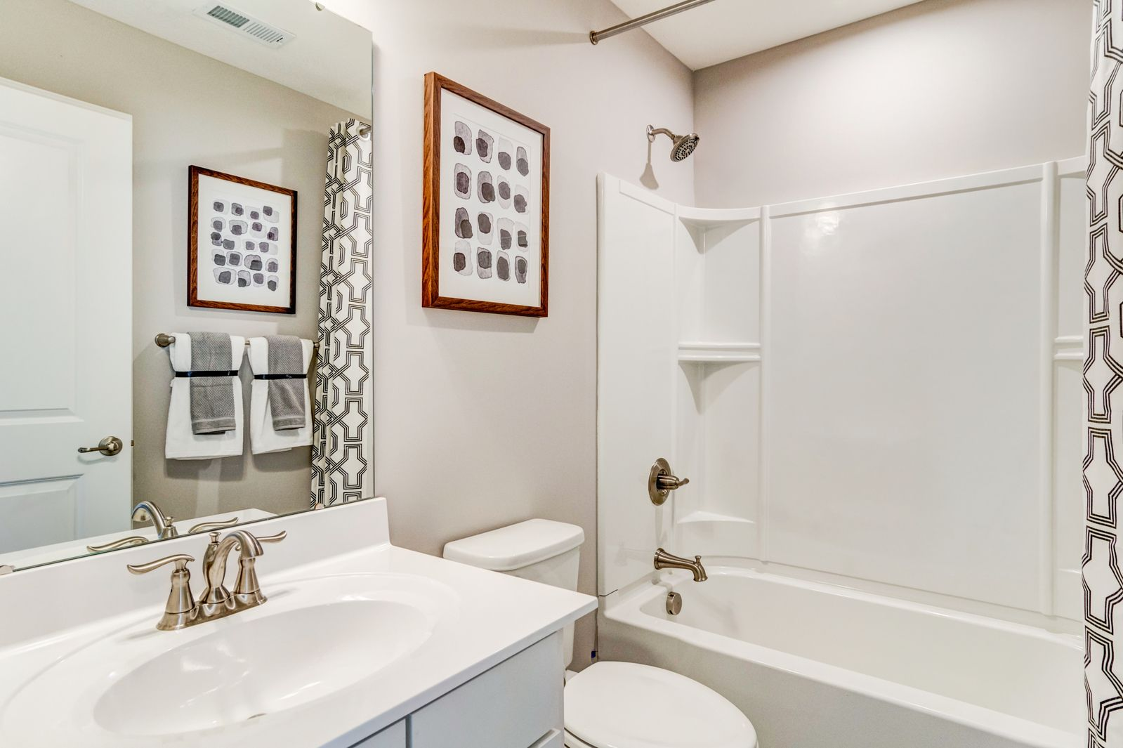 Bathroom featured in the Beethoven Front 1-Car Garage By Ryan Homes in Baltimore, MD