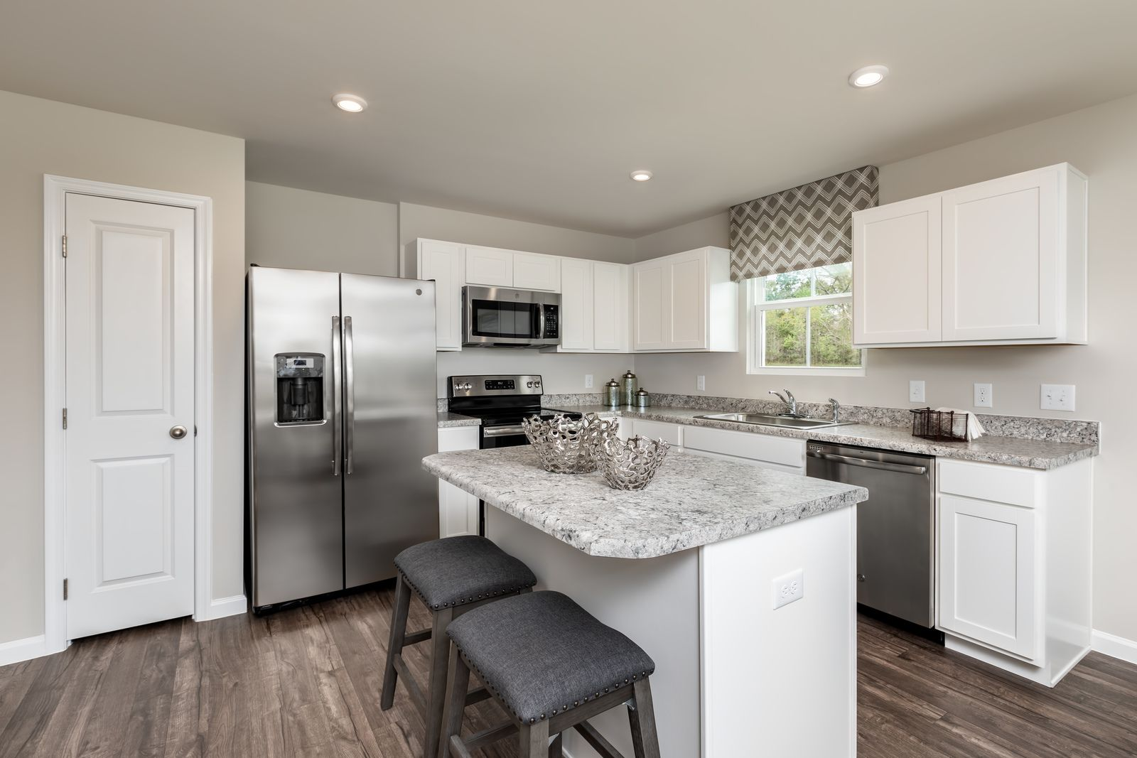 Kitchen featured in the Spruce By Ryan Homes in Raleigh-Durham-Chapel Hill, NC