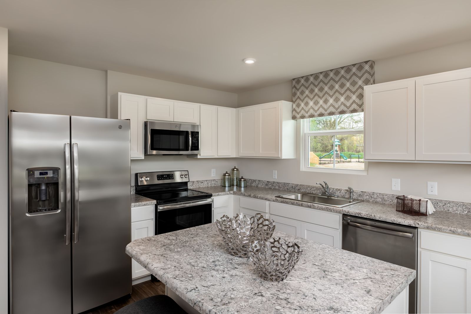 Kitchen featured in the Spruce By Ryan Homes in Buffalo-Niagara Falls, NY