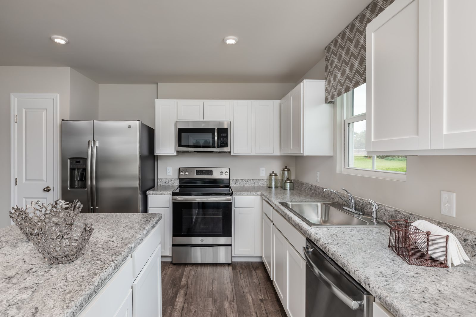 Kitchen featured in the Spruce w/ Included Basement By Ryan Homes in Cincinnati, OH