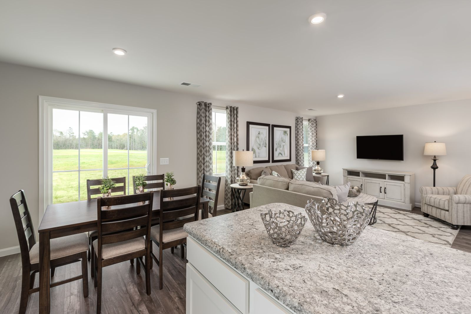 Living Area featured in the Spruce By Ryan Homes in Raleigh-Durham-Chapel Hill, NC