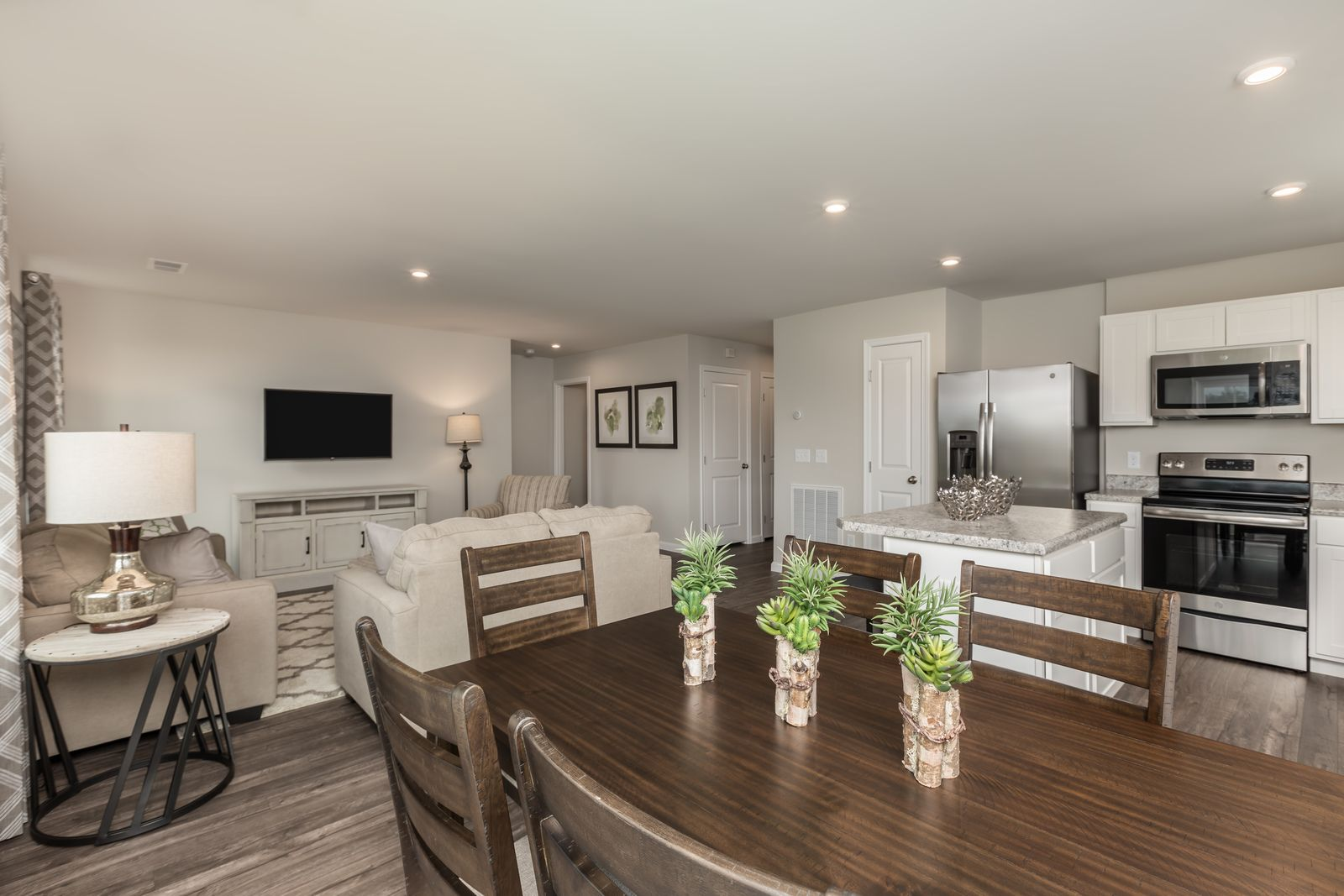 Living Area featured in the Spruce By Ryan Homes in Buffalo-Niagara Falls, NY