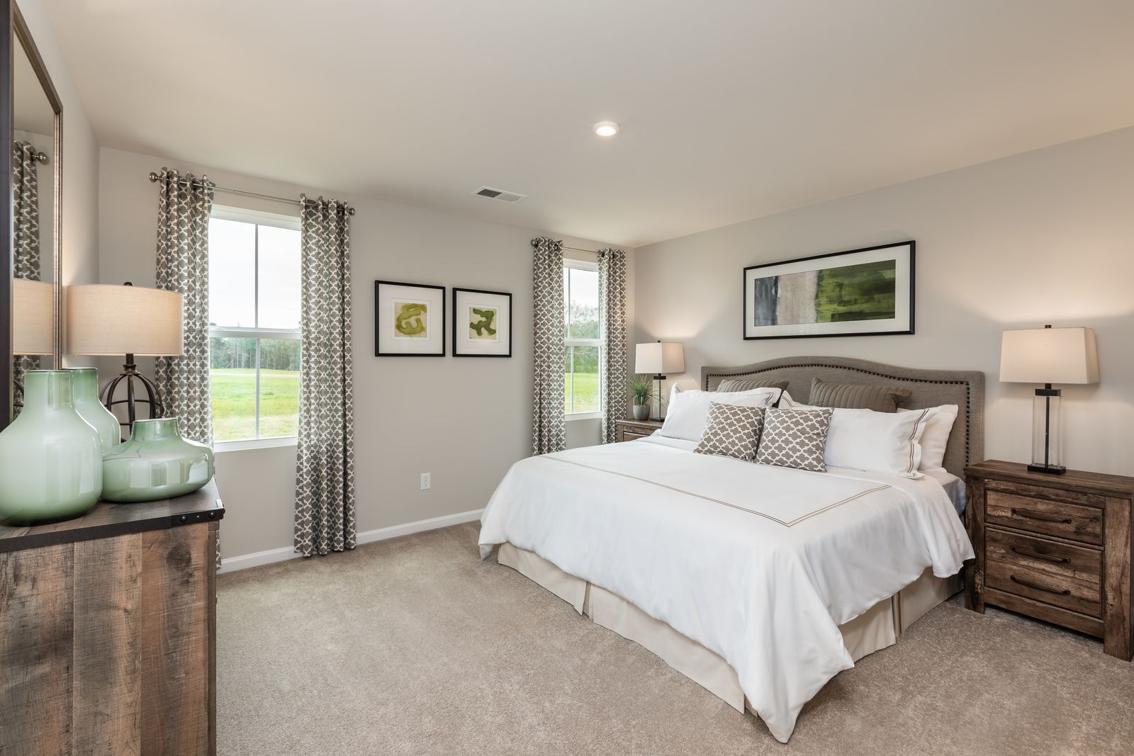 Bedroom featured in the Spruce By Ryan Homes in Buffalo-Niagara Falls, NY