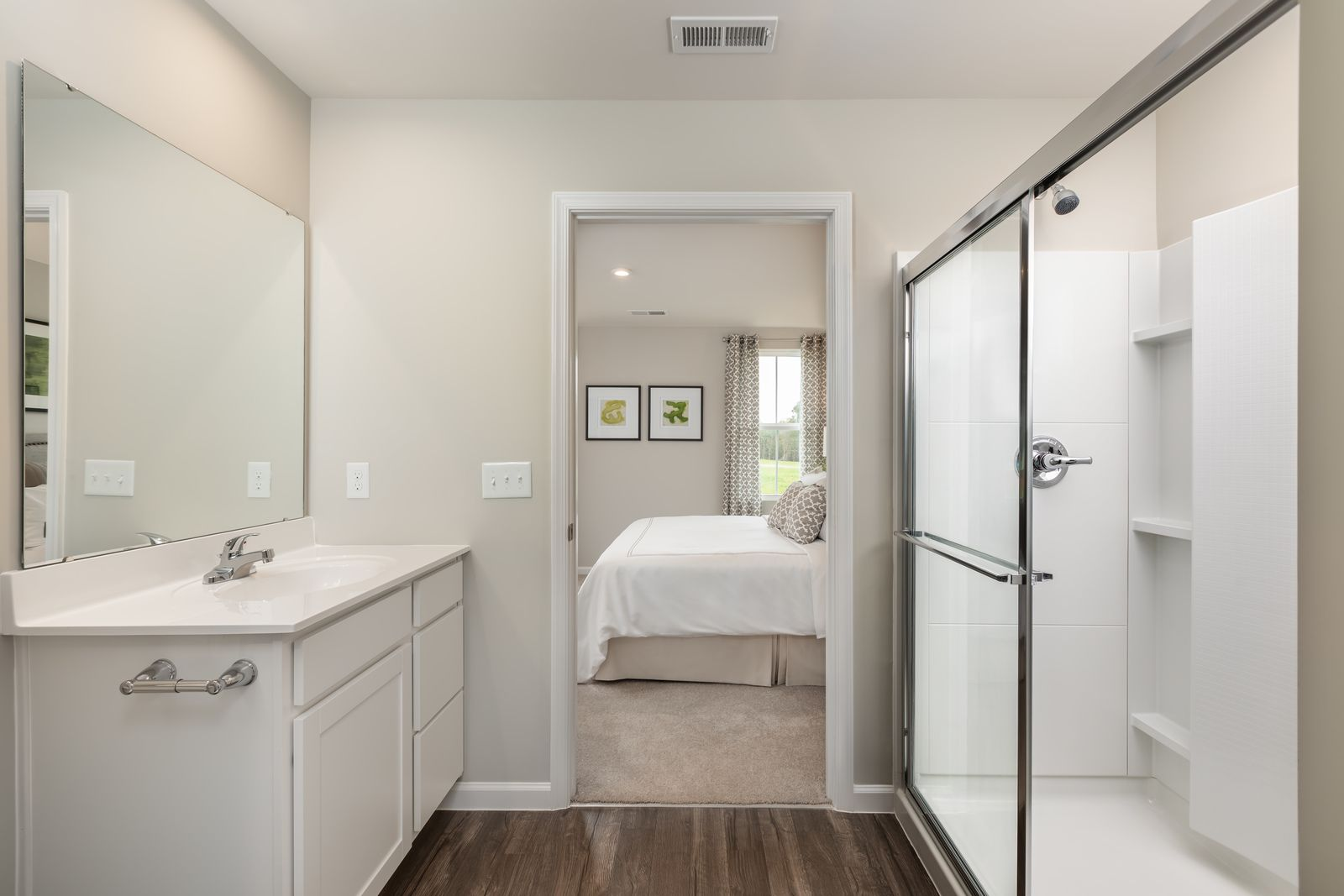 Bathroom featured in the Spruce w/ Included Basement By Ryan Homes in Cincinnati, OH