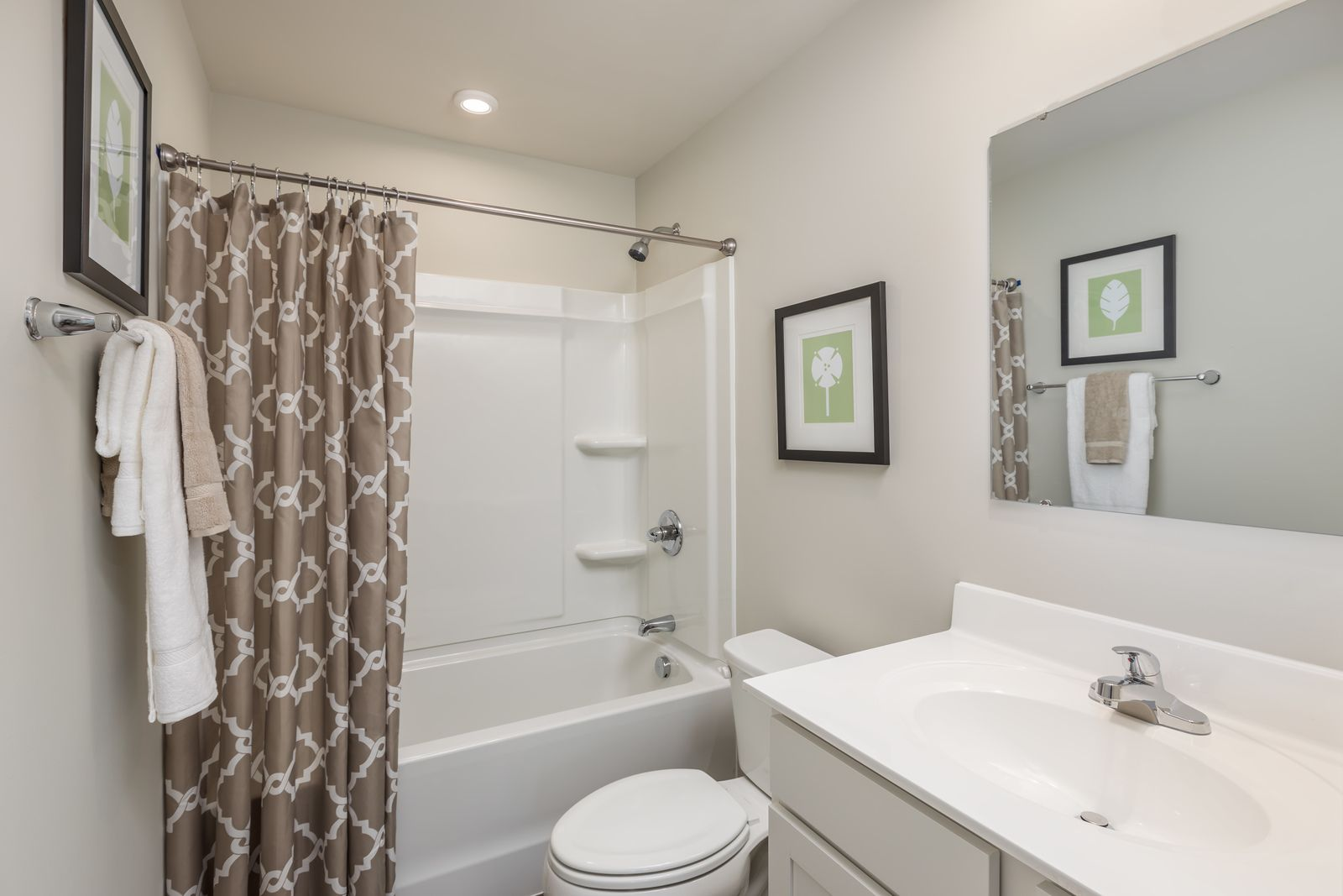 Bathroom featured in the Spruce By Ryan Homes in Raleigh-Durham-Chapel Hill, NC