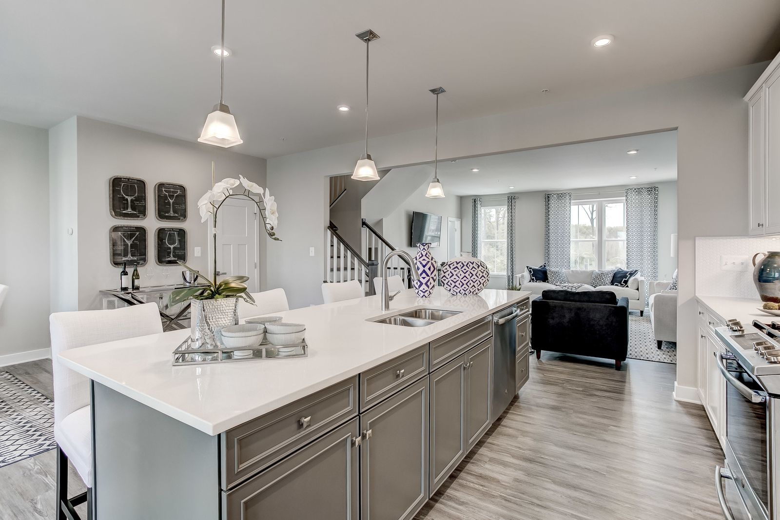 'Shaw's Discovery Townhomes' by Ryan Homes-BLN in Baltimore