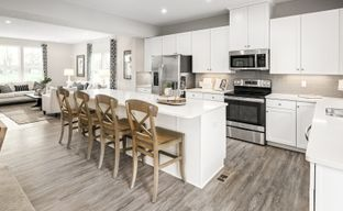 Concord Village by Ryan Homes in Cleveland Ohio