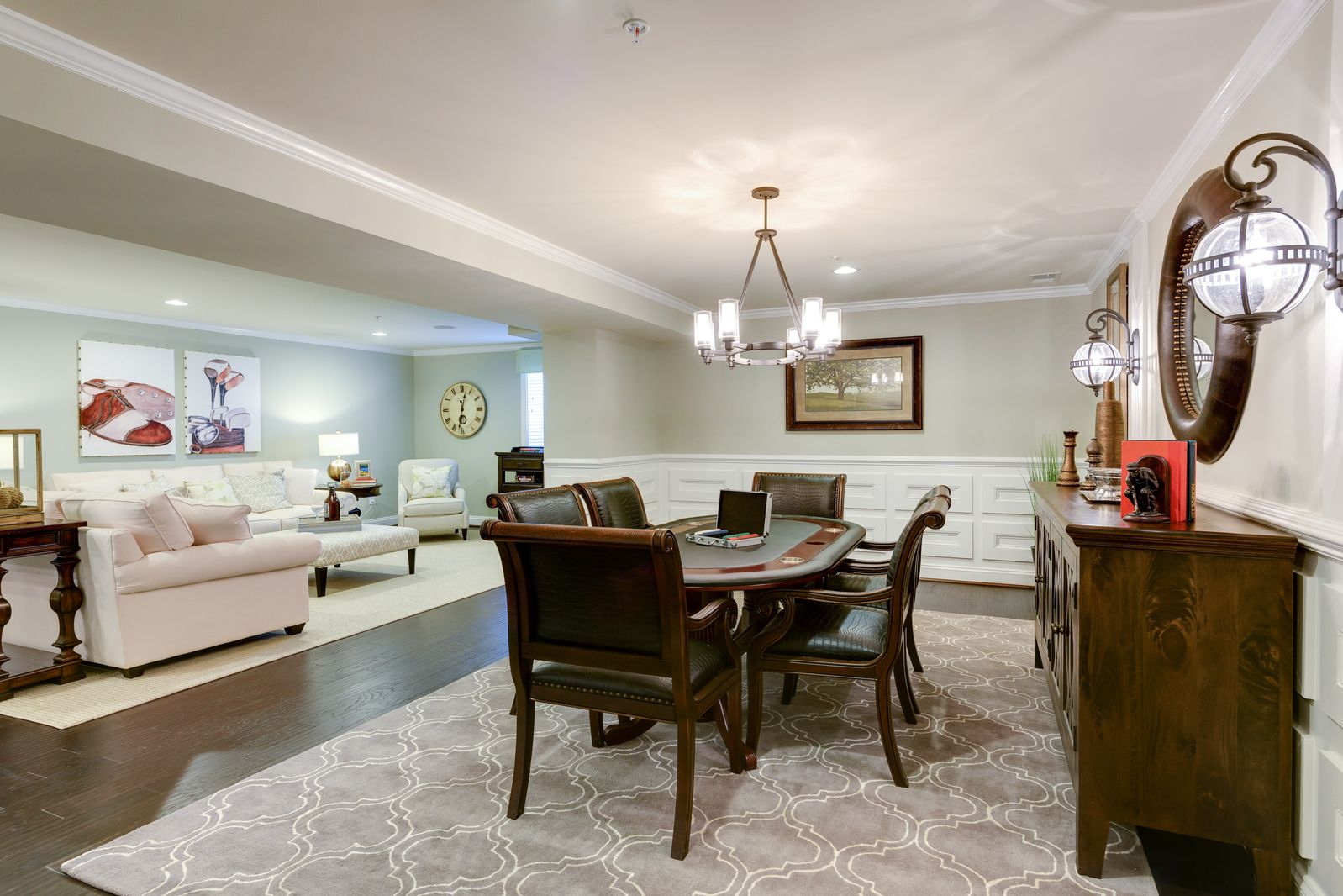 Living Area featured in the Griffin Hall By Ryan Homes in Philadelphia, PA