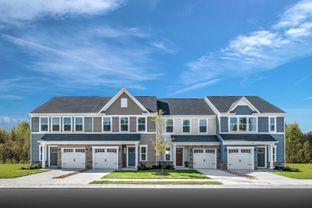 Roxbury Grande - Arbordale Townes: Williamsburg, Virginia - Ryan Homes