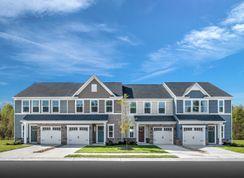 Roxbury - Arbordale Townes: Williamsburg, Virginia - Ryan Homes