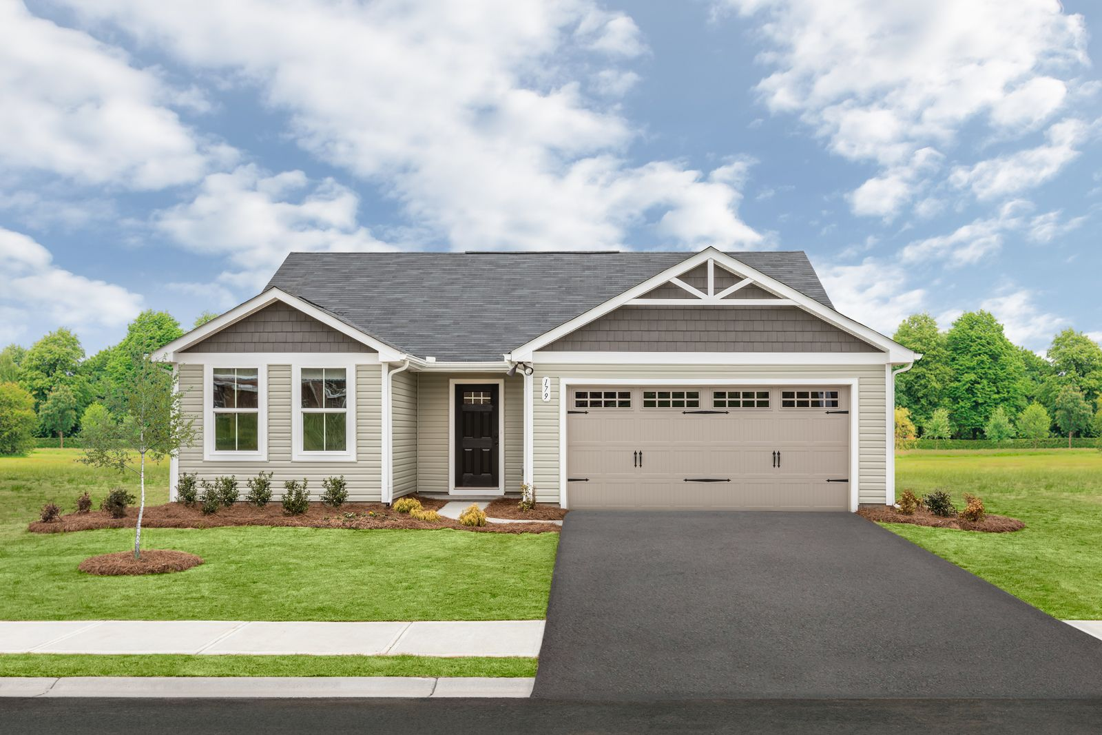 Exterior featured in the Spruce By Ryan Homes in Harrisonburg, VA