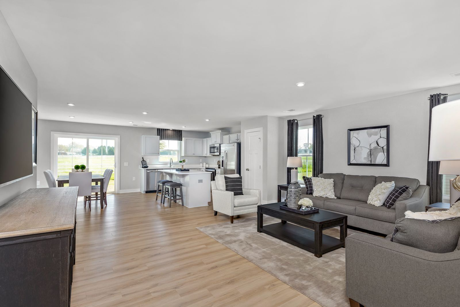 Living Area featured in the Cayman By Ryan Homes in Norfolk-Newport News, VA