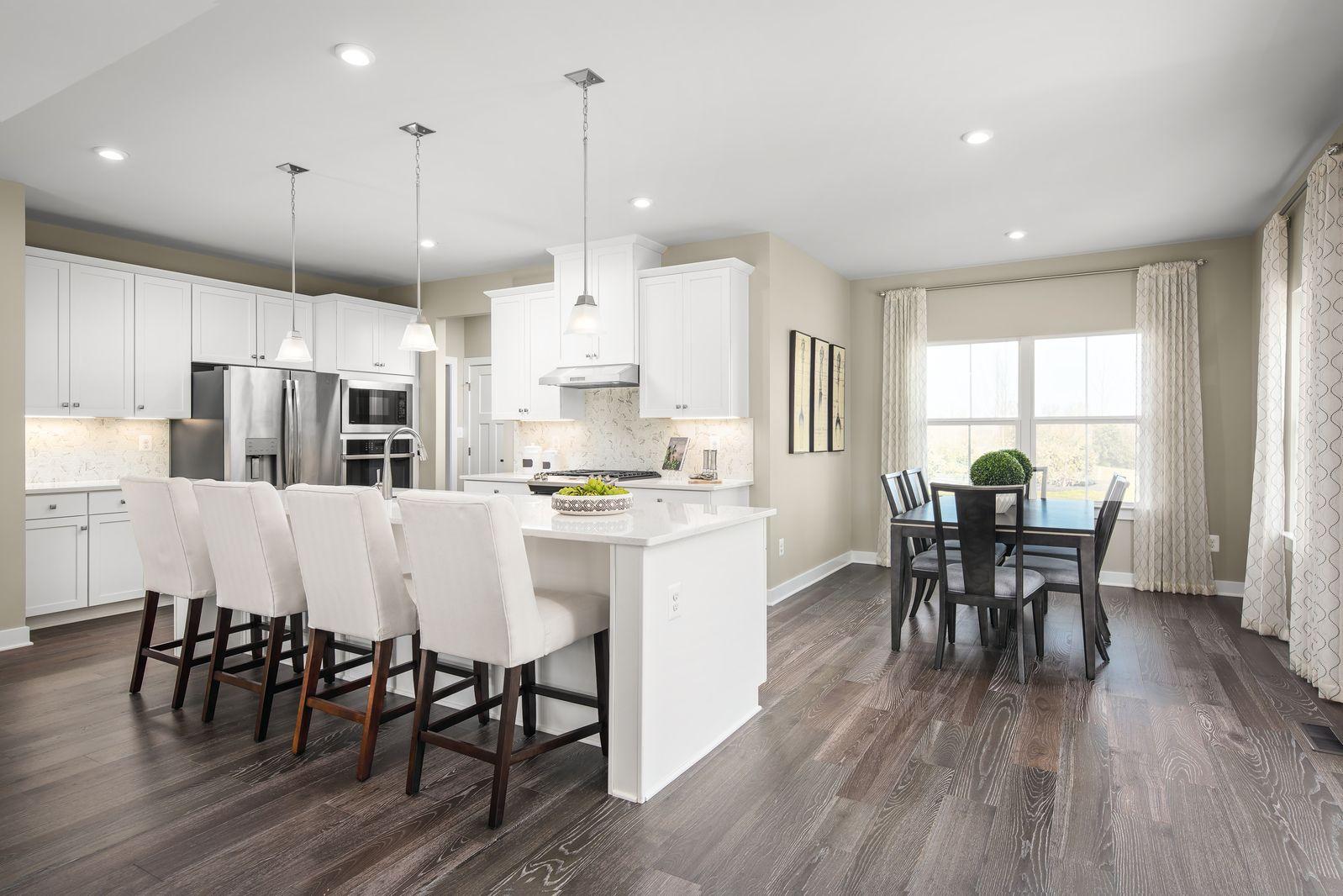 Kitchen featured in the Seneca By Ryan Homes in Wilmington-Newark, DE