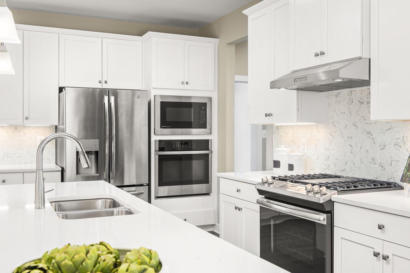 Kitchen featured in the Seneca By Ryan Homes in Cincinnati, OH