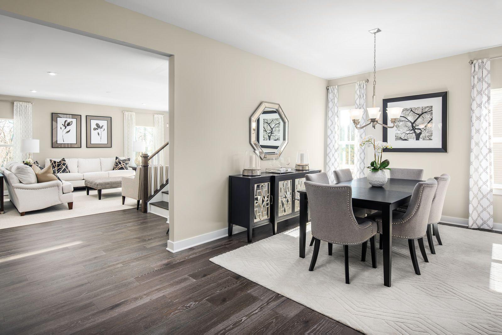 Living Area featured in the Seneca By Ryan Homes in Cincinnati, OH